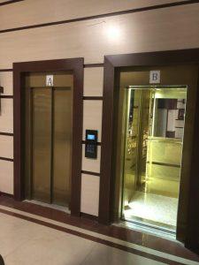 سیستم نوبت دهی آسانسور