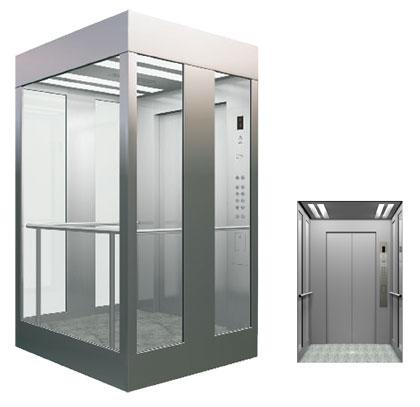 کابین های آسانسور