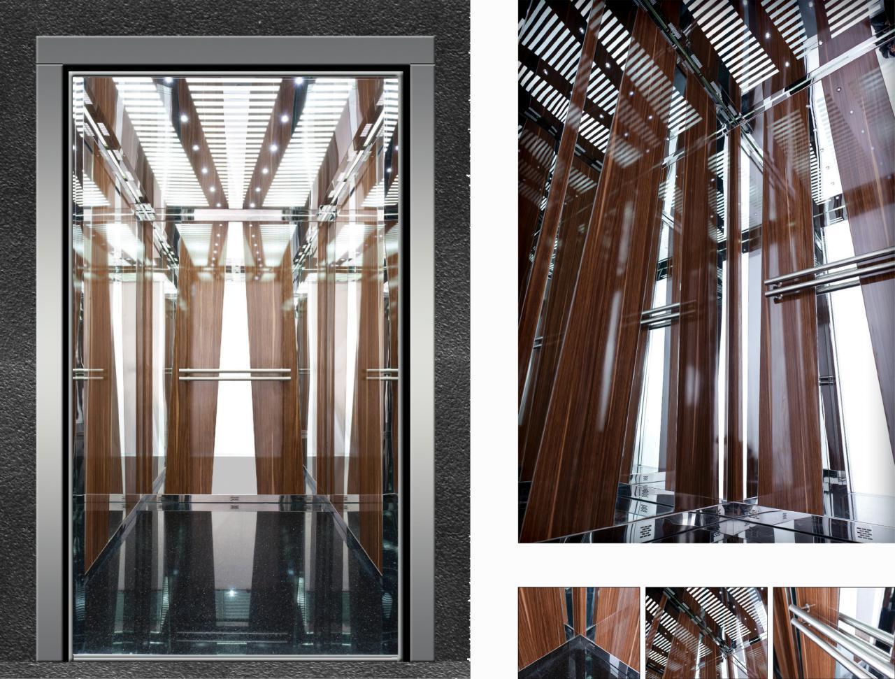 درب آسانسور