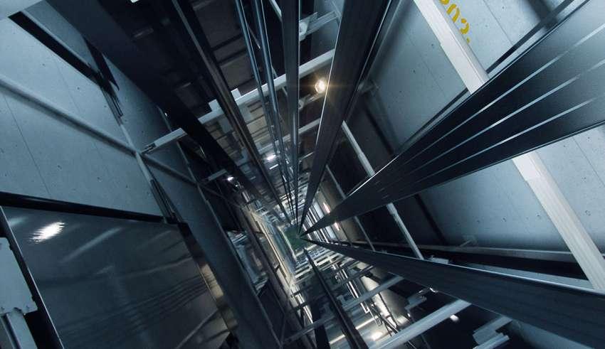 الزامات چاه آسانسور