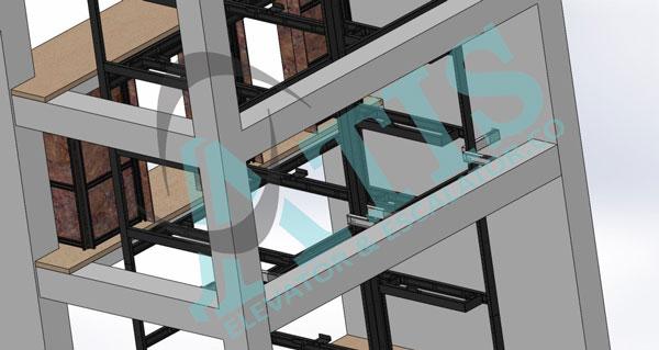 مراحل طراحی آسانسور