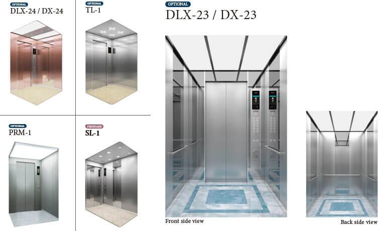 آسانسور توشیبا