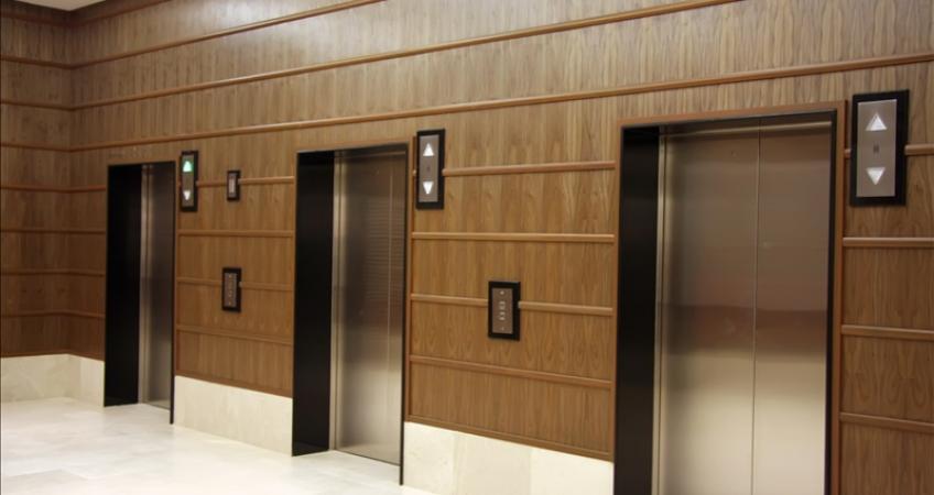 بازسازی آسانسورهای کهنه